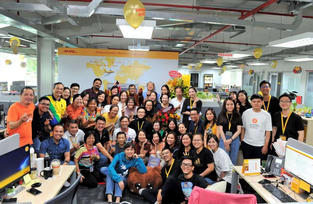 DHL Express Vietnam Great Place to Work Certified