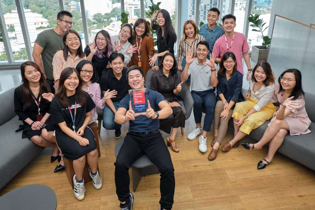 AIA Vietnam Great Place to Work-Certified