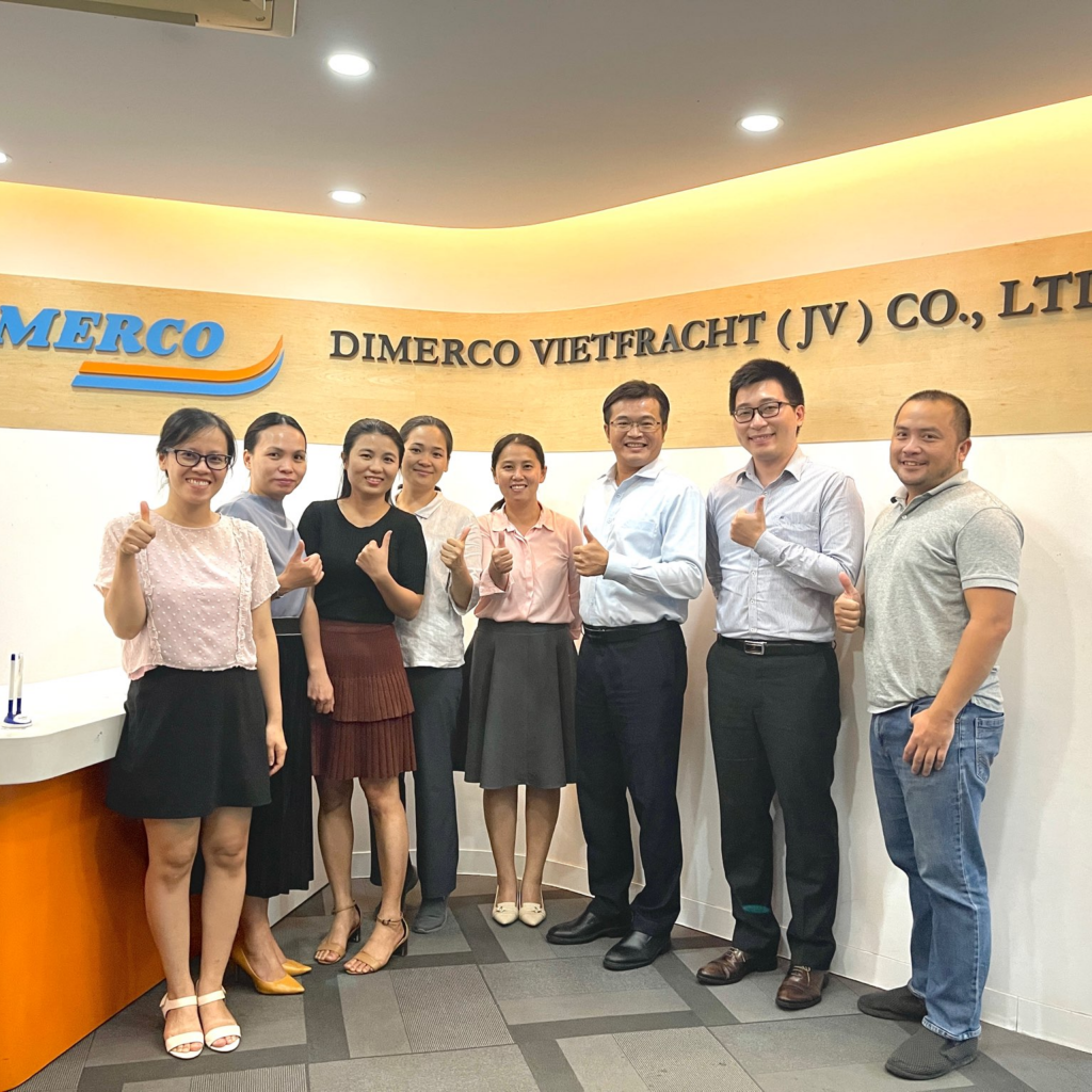 Dimerco Vietfracht (JV) Co., Ltd Great Place To Work-Certified
