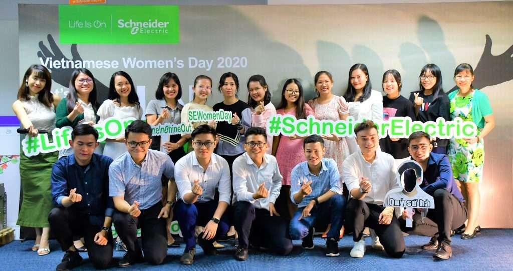 Schneider Electric Vietnam Great Place To Work-Certified